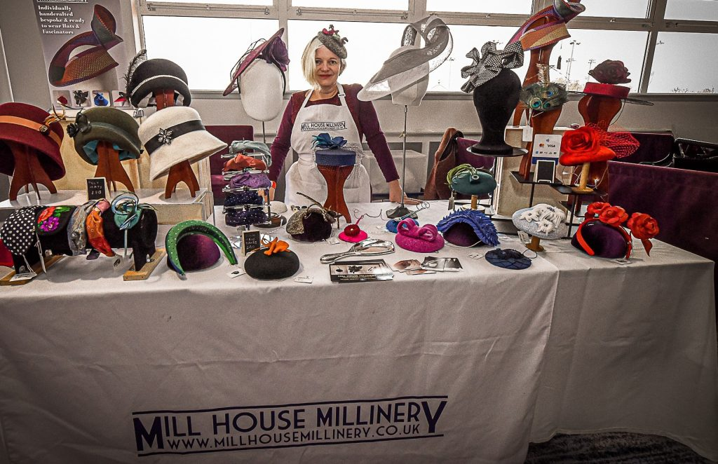 Hat Stall at Fair